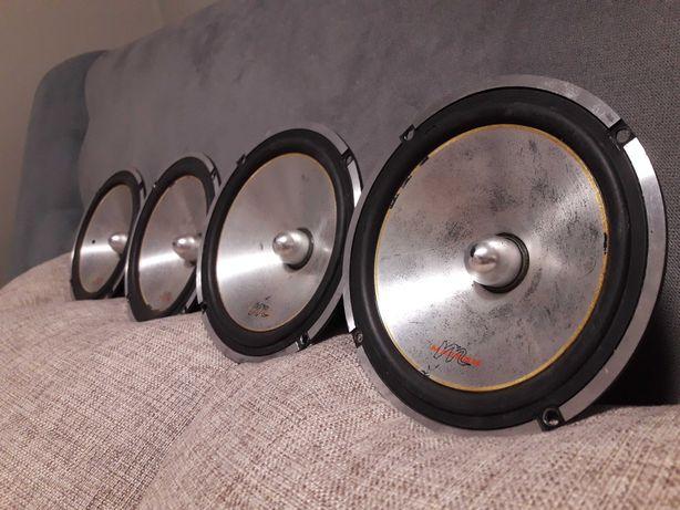 Głośniki samochodowe MACROM M2S.61 4sztuki zamienię