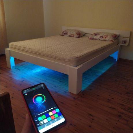 Ліжко двоспальне 160/200 кровать двуспальная дерев'яне Хіт Продаж!