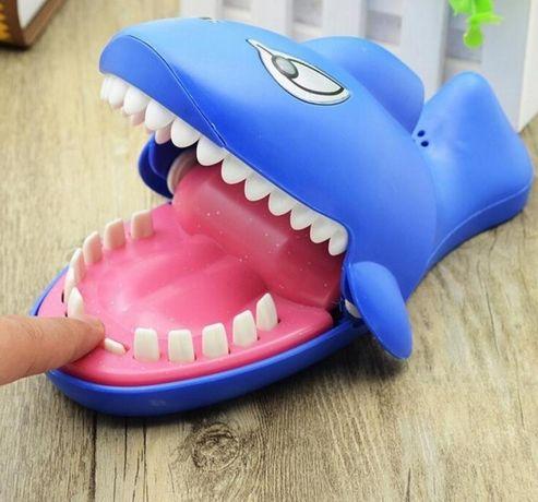 Акула дантист. Супер игрушка!