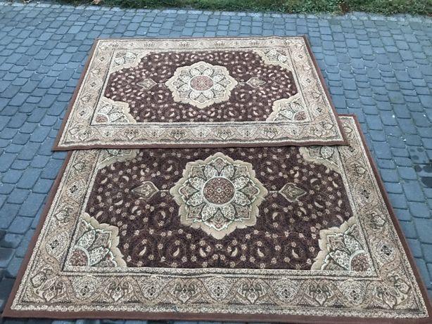 DWA dywany Alania 160 x 215 tureckie dywan zadbany perski wystlka