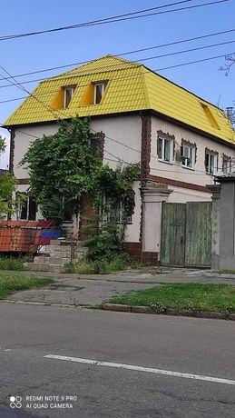 Жилой дом в центре