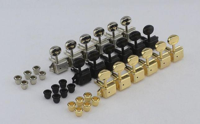 ## Zawodowe klucze vintage 6L/6R/3+3 do Fender, Gibson, Ibanez, PRS ##