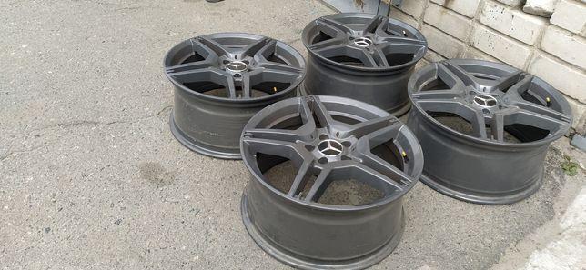 * 5 112 Р18 диски Мерс Mercedes 5×112 R18 продажа
