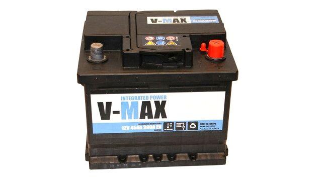 Nowy Akumulator VMax 44ah 45ah 390A VARTA - 2 lata GWARANCJI SKLEP