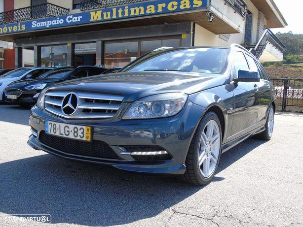 Mercedes-Benz C 250 CDI 204cv AMG
