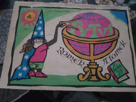 Tytus, Romek i Atomek - Księga VIII wydanie 1973 rok Unikat