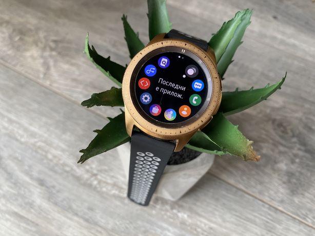 Samsung Galaxy Watch 42mm Rose Gold смарт часы SM-R815U