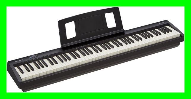 ROLAND FP-10 / Pianino cyfrowe / NOWOŚĆ 2019 / Ważone klawisze / Sklep
