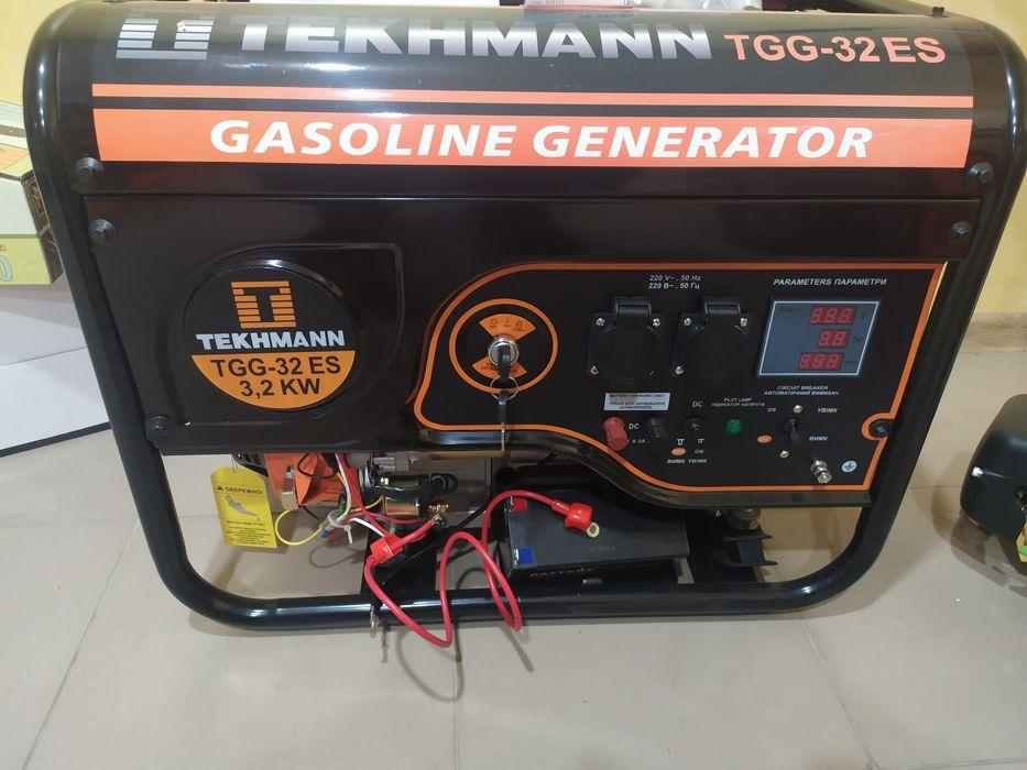 Продам генератор Tekhmann Запорожье - изображение 1