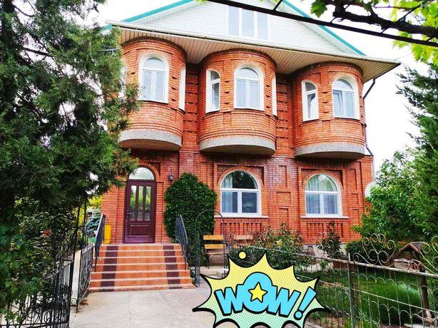 Прекрасный дом в Крыму, 2 моря. Продажа или обмен на Киев