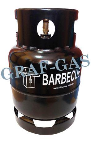 Propan Butan butla gazowa butle 8kg grill gazowy kamping piec