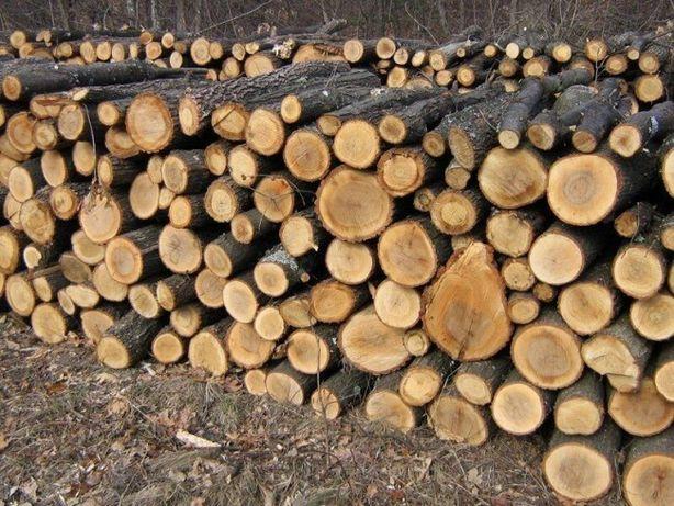 Дрова метровка дуб акация клён орех и кругляк