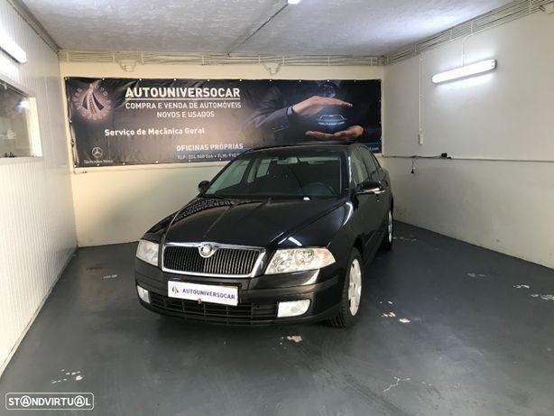 Skoda Octavia 1.9 TDi Sportline