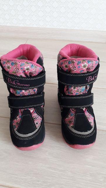 Чоботи черевики зима термосапоги 29 b&g