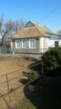 Газыфикованый Дом в селе Возсиятское Николаевской области
