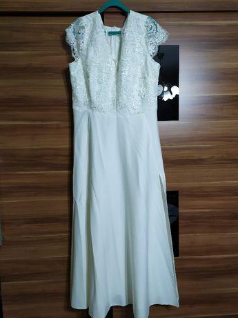 Suknia ślubna NOWA rozmiar 54