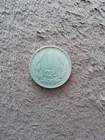 Moneta 1zl