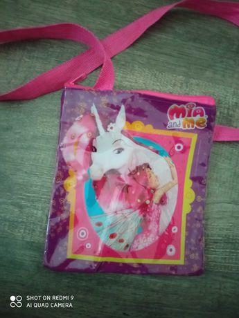 Plecaczek dla dziewczynki plus gratisy