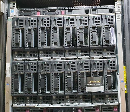 MEGASERVIDOR | 768 x Cores | 2TB RAM DDR4 | 38,4TB SAS 10K | 20GBE