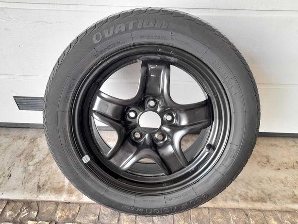 Roda suplente Jante 16 5x114,3 Renault Nissan Honda, pneu 205/55 ou 60