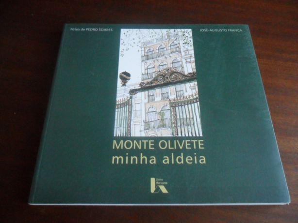 """""""Monte Olivete, Minha Aldeia"""" de José-Augusto França"""