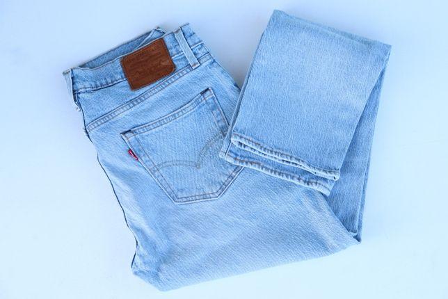 Męskie spodnie LEVI'S 511 SLIM FIT JEANS W33 L32