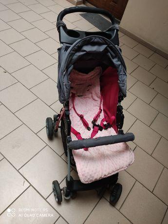 Wózek spacerowy dzieciecy