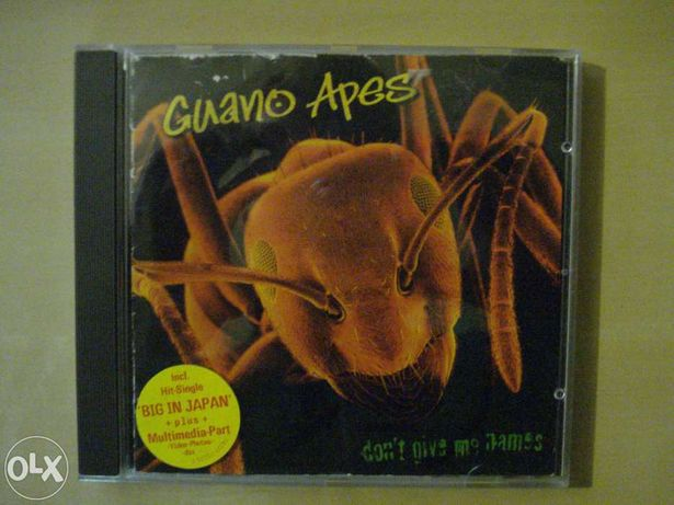 Cd - Guano Apes - Don't give me names
