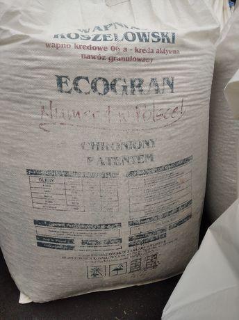 Wapniak Koszelowski, wapno kredowe 06a granulowana, big-bag