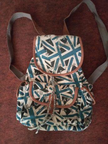 Рюкзак кольоровий