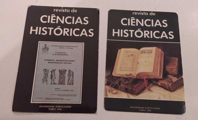 Calendários universidade portucalense 1997 e 2000