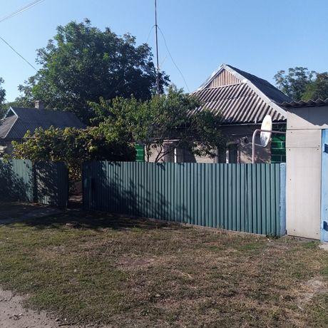 Продам газифицированный дом