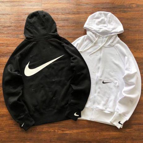 Кофта Nike Zip Logo Hoodie