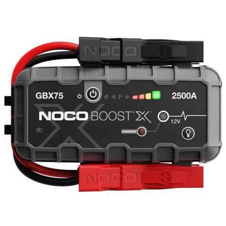 NOCO GBX75 urządzenie rozruchowe bardzo mocne małe litowe 2500A