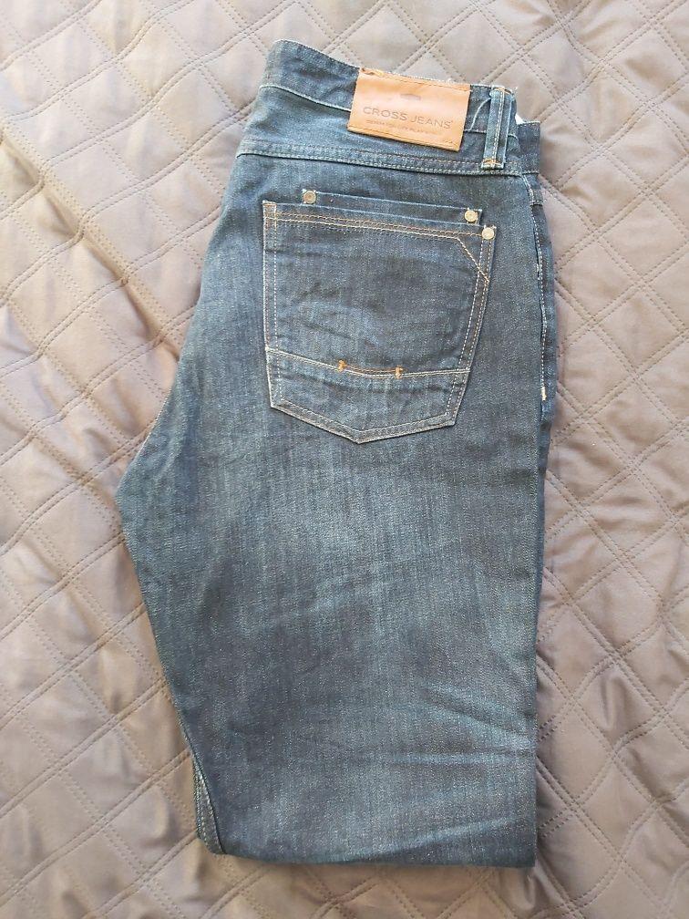 Jeansy męskie  Cross Jeans