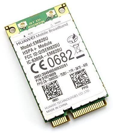 huawei em820u модем модуль PCI-E HSPA+ до 21 мбит