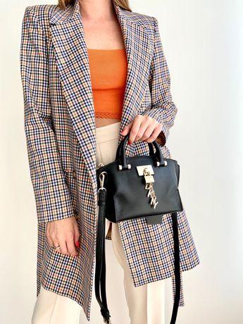 DKNY Женская кожаная сумочка оригинал жіноча шкіряна сумка