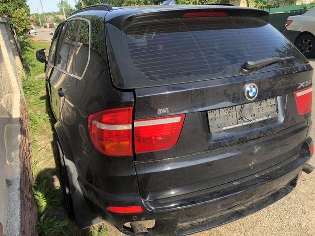 БМВ Х5, BMW X5 дтп Е70