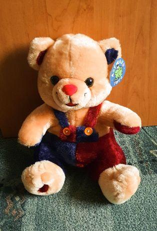 Zabawki dla dzieci - miś pluszowy, miś mówiący, kreda do rysowania
