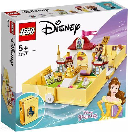 LEGO DISNEY Książka z przygodami Belli 43177