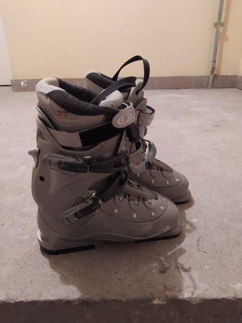 Buty narciarskie damskie roz. 24-24,5 sprzedam