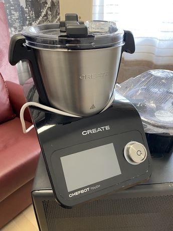 Robot de Cozinha Create com garantia