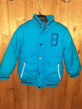 Курточка для хлопчика 116р