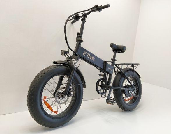 Rower elektryczny E-Trek 36v 250w FATbike