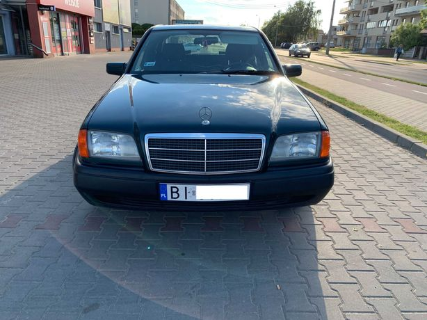 Mercedes C W202 Diesel Espirit bardzo zadbany 1994 r. youngtimer