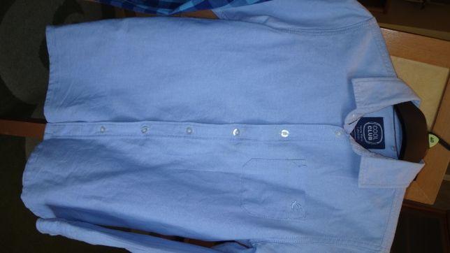 koszula jasnoniebieska Cool Club