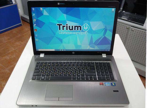 """HP ProBook 4730S/17.3""""HD+/i5-2450M/8GB/500GB/HD 7470M 1GB/Windows 10"""