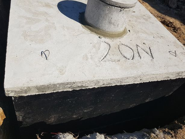 Szamba betonowe, zbiornik betonowy na ścieki, zbiorniki na szambo
