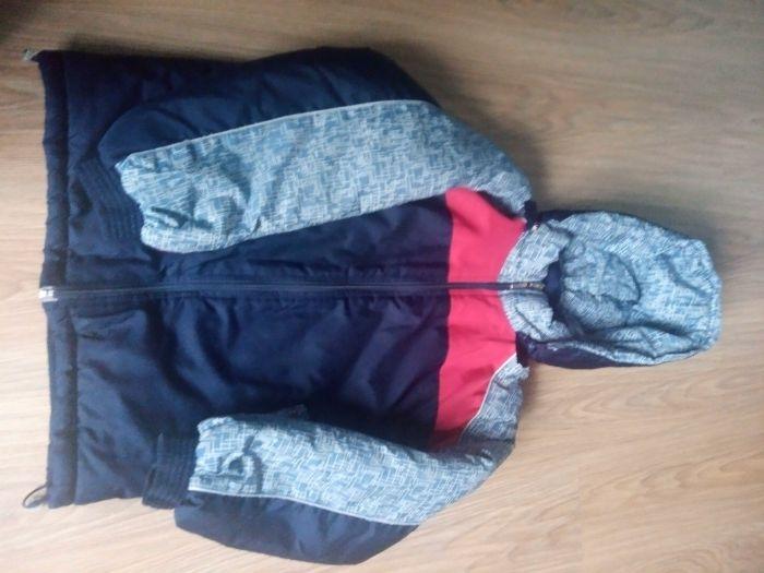 Kurtka zimowa dla chłopca rozmiar 128 Jastrzębie-Zdrój - image 1