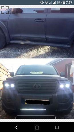 Обвес Toyota Land Cruiser 200
